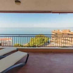 Отель Medplaya Albatros Family балкон
