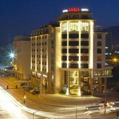 Hotel Vega Sofia София вид на фасад