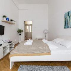 Апартаменты Erzsebet 53 Apartment Будапешт комната для гостей фото 3