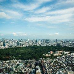 Отель Park Hyatt Tokyo Токио пляж