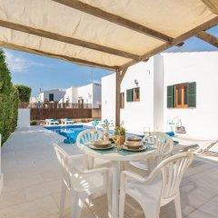 Отель Menorca Mestral Испания, Кала-эн-Бланес - отзывы, цены и фото номеров - забронировать отель Menorca Mestral онлайн бассейн фото 2