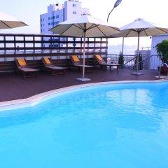 Отель Golden Halong Hotel Вьетнам, Халонг - отзывы, цены и фото номеров - забронировать отель Golden Halong Hotel онлайн бассейн