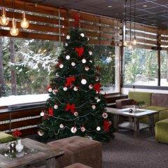 Отель Borovets Edelweiss Болгария, Боровец - отзывы, цены и фото номеров - забронировать отель Borovets Edelweiss онлайн интерьер отеля фото 2