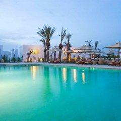 Отель Les Jardins De Toumana Тунис, Мидун - отзывы, цены и фото номеров - забронировать отель Les Jardins De Toumana онлайн бассейн