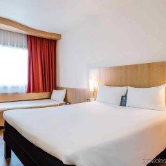 Отель Ibis Madrid Centro комната для гостей