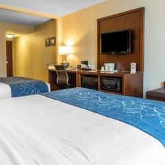 Отель Comfort Suites Manassas Battlefield Park удобства в номере