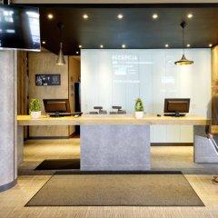 Отель Ibis Warszawa Ostrobramska Польша, Варшава - - забронировать отель Ibis Warszawa Ostrobramska, цены и фото номеров интерьер отеля фото 2