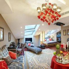 Бутик-отель Majestic Deluxe Санкт-Петербург комната для гостей фото 2