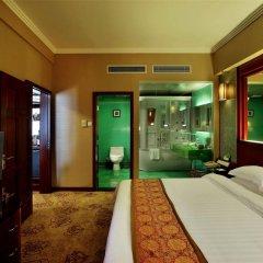 Отель Shenzhen Hongfeng Hotel (Luohu Branch) Китай, Гонконг - отзывы, цены и фото номеров - забронировать отель Shenzhen Hongfeng Hotel (Luohu Branch) онлайн комната для гостей фото 5