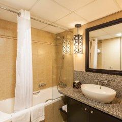 Отель Holiday Inn Dubai - Al Barsha ванная
