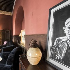 Отель Dar Darma - Riad Марокко, Марракеш - отзывы, цены и фото номеров - забронировать отель Dar Darma - Riad онлайн интерьер отеля фото 3