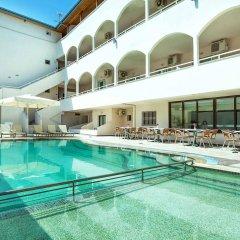 Отель Elinotel Polis Hotel Греция, Ханиотис - отзывы, цены и фото номеров - забронировать отель Elinotel Polis Hotel онлайн бассейн