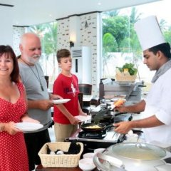 Отель Coco Royal Beach Resort спа