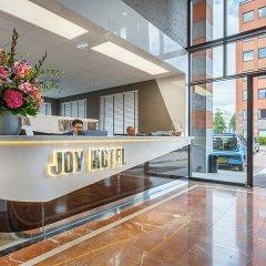 Hotel Joy интерьер отеля