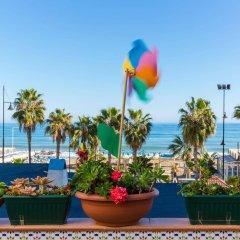 Отель Hostal Guadalupe пляж фото 2