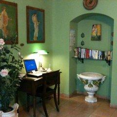 Отель Degli Amici Италия, Помпеи - отзывы, цены и фото номеров - забронировать отель Degli Amici онлайн интерьер отеля