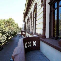 Гостиница Лондонская балкон