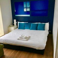 Отель Brunswick Merchant City Hotel Великобритания, Глазго - отзывы, цены и фото номеров - забронировать отель Brunswick Merchant City Hotel онлайн комната для гостей фото 3
