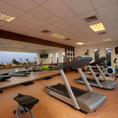 Отель Steigenberger Makadi (Adults Only) фитнесс-зал фото 3