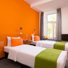 Гостиница Станция L1 Стандартный номер с двуспальной кроватью фото 16