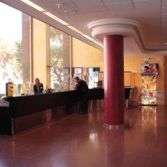Hotel Blaumar интерьер отеля