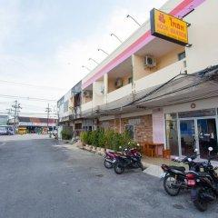 Отель Hock Mansion Phuket парковка