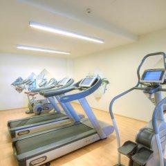 Отель ARCOTEL Wimberger Vienna фитнесс-зал