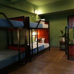 Miami Hostel Sukhumvit комната для гостей фото 3