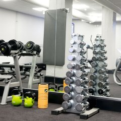 Hotel Lilla Roberts фитнесс-зал фото 4