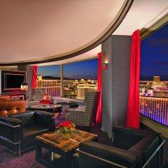 Отель Planet Hollywood Resort & Casino балкон