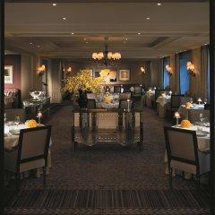Shangri-La Hotel Paris питание