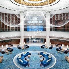 Отель Fairmont Ajman бассейн