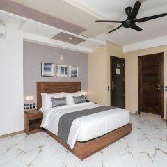 Отель Samann Grand Мальдивы, Мале - отзывы, цены и фото номеров - забронировать отель Samann Grand онлайн комната для гостей фото 4