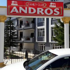 Отель Andros Family Club городской автобус