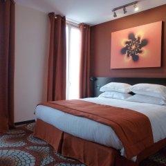 Отель Hôtel Helussi комната для гостей