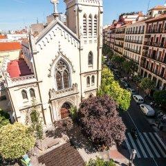 Отель Hostal Gallardo Испания, Мадрид - 1 отзыв об отеле, цены и фото номеров - забронировать отель Hostal Gallardo онлайн фото 3