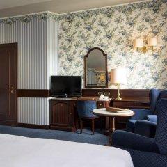 Отель Montebello Splendid Hotel Италия, Флоренция - 12 отзывов об отеле, цены и фото номеров - забронировать отель Montebello Splendid Hotel онлайн удобства в номере фото 2