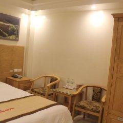 Sapa Snow Hotel комната для гостей