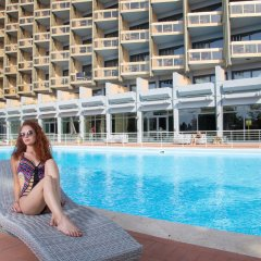 Отель Wyndham Rome Midas бассейн