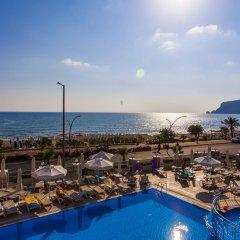 White Gold Hotel & Spa - All Inclusive бассейн