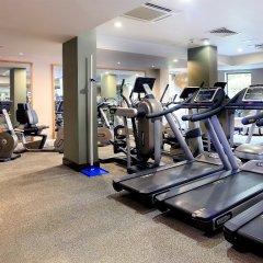 Отель Macdonald Holyrood Эдинбург фитнесс-зал