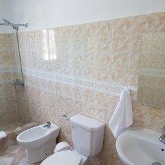 Отель Agua Dulce ванная