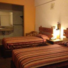 Hotel Marsella Мехико в номере