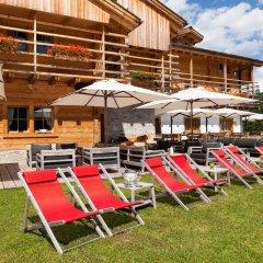 Hotel The Originals Borgo Eibn Mountain Lodge (ex Relais du Silence) Саурис пляж фото 2
