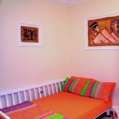 Апартаменты Green Garden Apartment комната для гостей фото 2