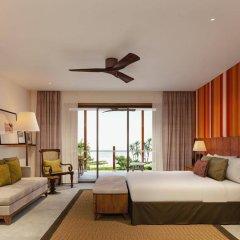 Отель Bentota Beach by Cinnamon Шри-Ланка, Бентота - отзывы, цены и фото номеров - забронировать отель Bentota Beach by Cinnamon онлайн комната для гостей фото 3