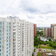 Апартаменты Apartments Moscow North балкон