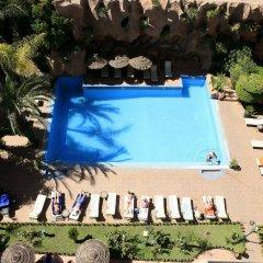 Отель Imperial Holiday Hôtel & spa Марокко, Марракеш - отзывы, цены и фото номеров - забронировать отель Imperial Holiday Hôtel & spa онлайн бассейн фото 3
