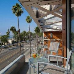 Отель SHORE Санта-Моника балкон
