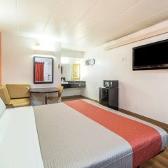 Отель Motel 6 Columbus - Worthington США, Колумбус - отзывы, цены и фото номеров - забронировать отель Motel 6 Columbus - Worthington онлайн удобства в номере